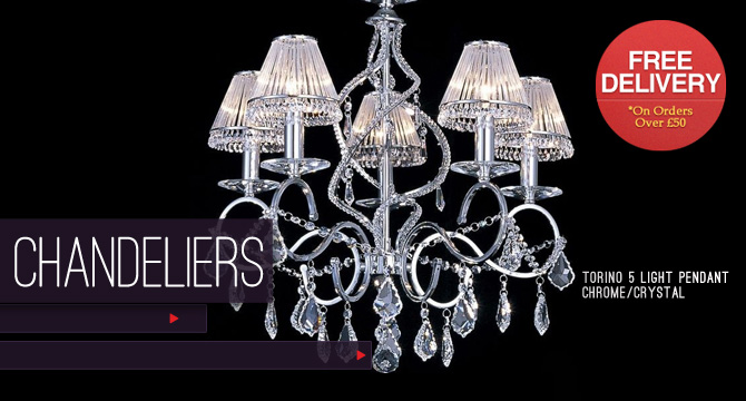 Lighting Majestic Chandeliers