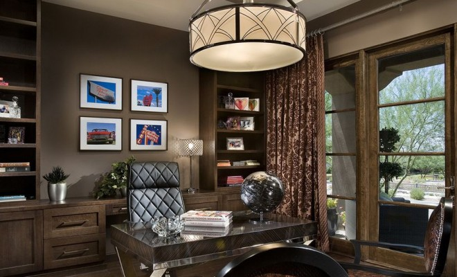 5 lighting ideas for the home office The Lighting Expert