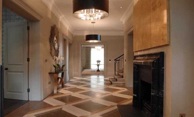 Choosing hallway lighting with wow factor the lighting expert inspiration for home interiors