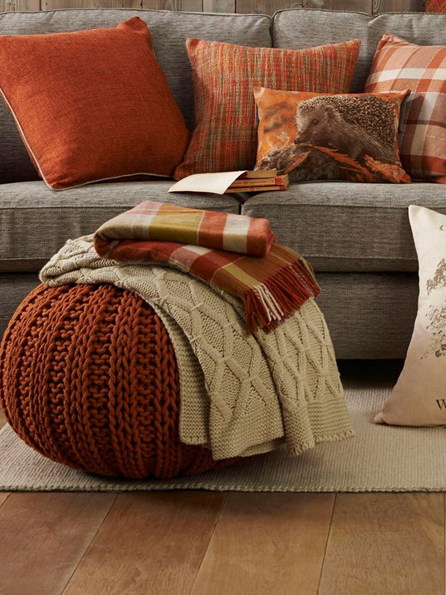 7 ways to warm up your home this autumn the lighting