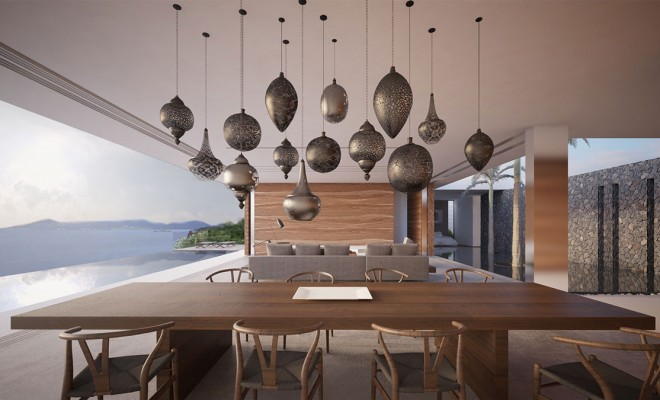 stunning lighting. 9 Stunning Hanging Lights For Tall Spaces | The Lighting Expert Inspiration Home Interiors G