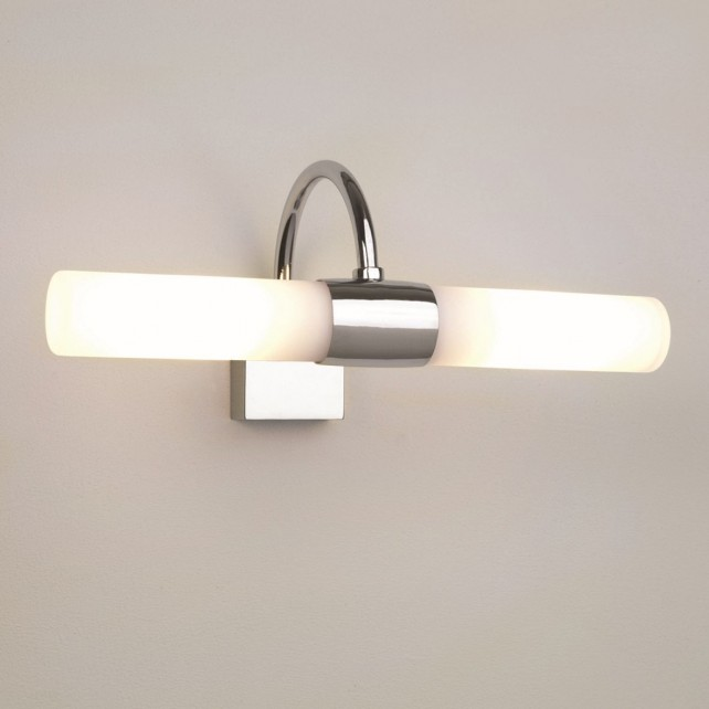 Astro Lighting Dayton Wall Light - 2 Light, Polished Chrome