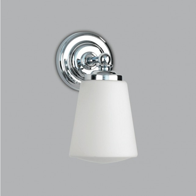 Astro Lighting Anton Wall Light - 1 Light, Polished Chrome