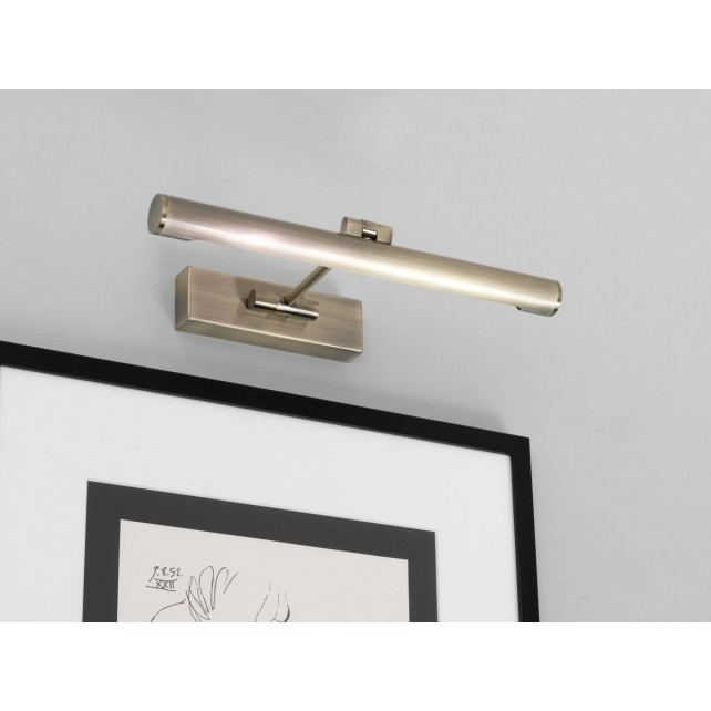 Astro Lighting Goya 365 Picture Light - 1 Light, Antique Brass