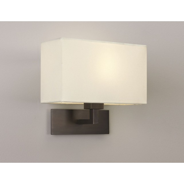 Astro Lighting Park Lane Grande Wall Light - 1 Light, Bronze