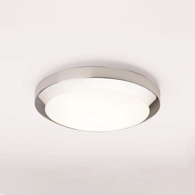 Astro Lighting Dakota 300 Ceiling Light - 1 Light, Polished Chrome