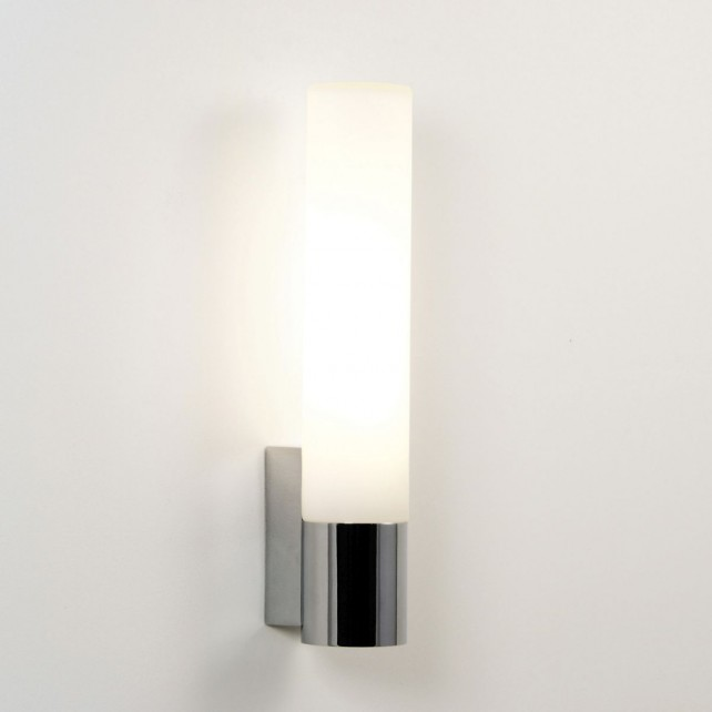 Astro Lighting Kyoto 365 Wall Light - 1 Light, Polished Chrome