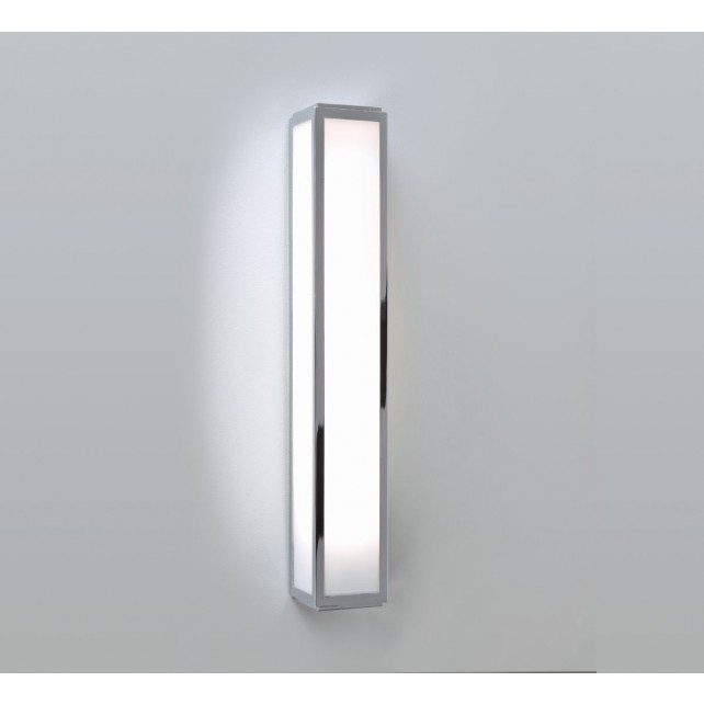 Astro Lighting Mashiko 500 Wall Light - 1 Light, Polished Chrome