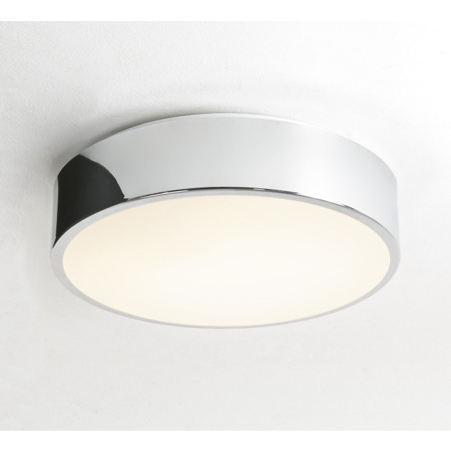 Astro Lighting Mallon Plus Ceiling Light - 1 Light, Polished Chrome