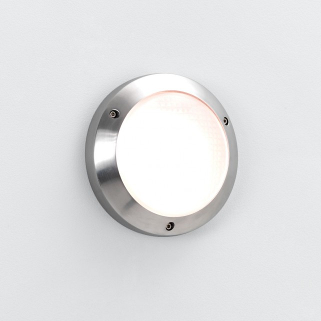 Astro Lighting Toronto Classic 170 Outdoor Wall Light - 1 Light, Polished Aluminium