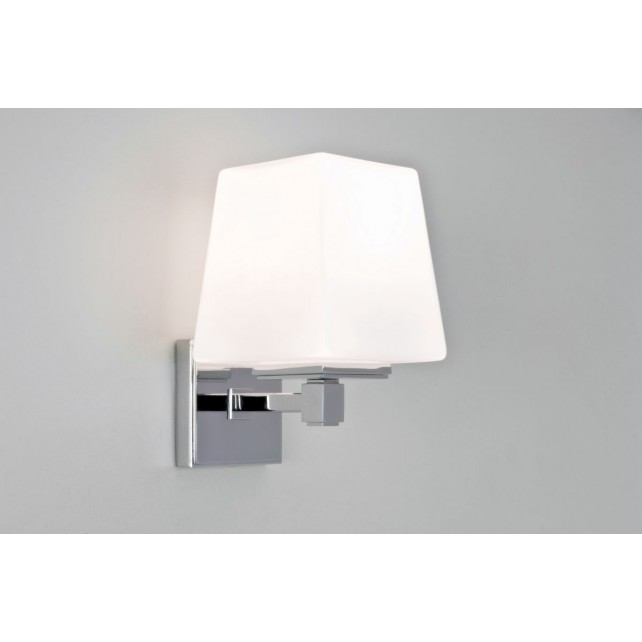 Astro Lighting Noventa Wall Light - 1 Light, Polished Chrome