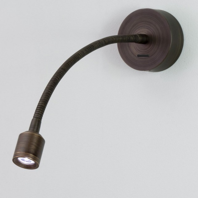Astro Lighting Fosso Wall Light - 1 Light, Bronze