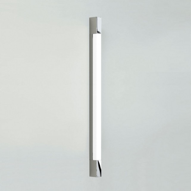 Astro Lighting Romano 900 Wall Light - 1 Light, Polished Chrome