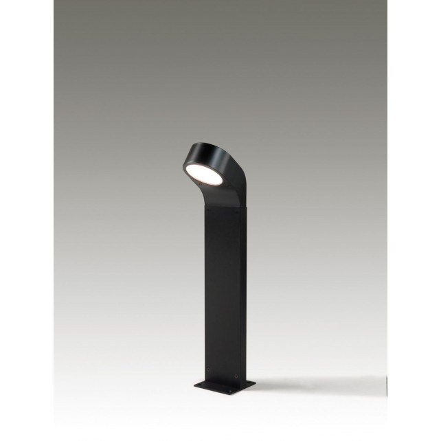 Astro Lighting Soprano Bollard - 1 Light, Painted Black