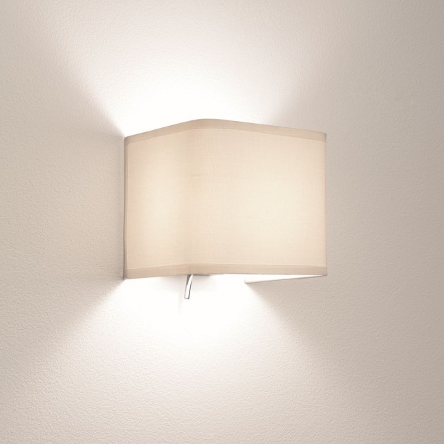 Astro Lighting Ashino Wall Light - 1-Light, White