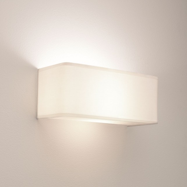 Astro Lighting Ashino Wall Light - 1 Light, White