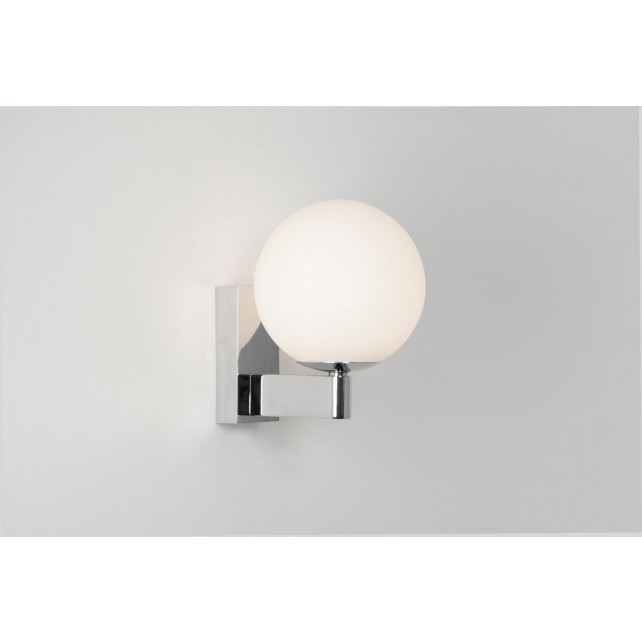 Astro Lighting Sagara Wall Light - 1 Light, Polished Chrome