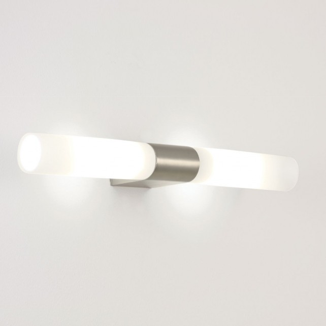 Astro Lighting Padova Wall Light - 2 Light, Matt Nickel