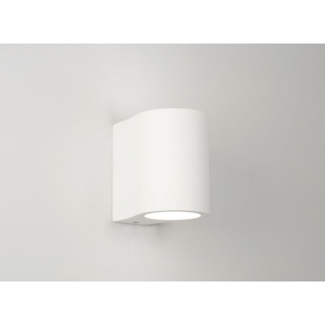 Astro lighting pero wall light 1 light white