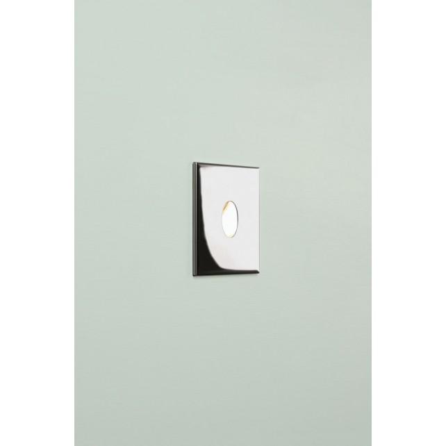 Astro Lighting Tango LED Wall Light - 1 Light, Polished Chrome