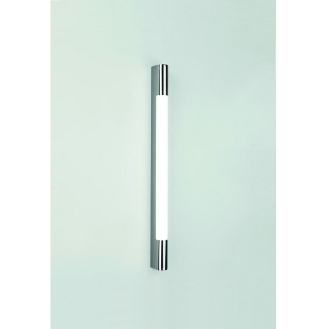 Astro Lighting Palermo 600 Switched Wall Light - 1 Light, Polished Chrome