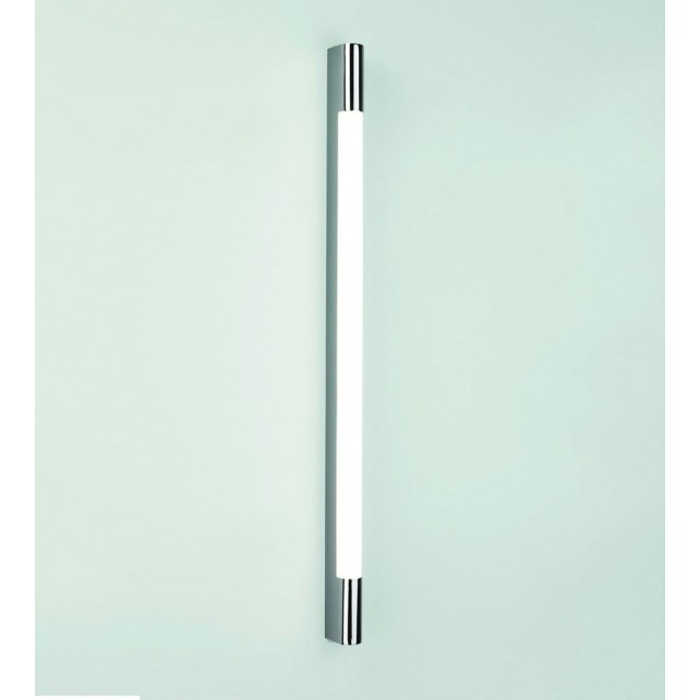 Astro Lighting Palermo 900 Wall Light - 1 Light, Polished Chrome