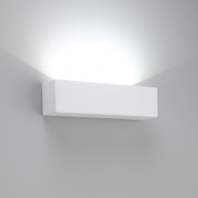 Astro Lighting Parma 250 Ceramic Wall Light - 3 Light, white
