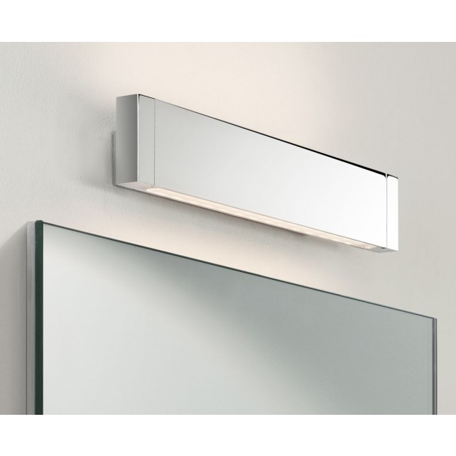 Astro Lighting Bergamo 300 Wall Light - Polished Chrome