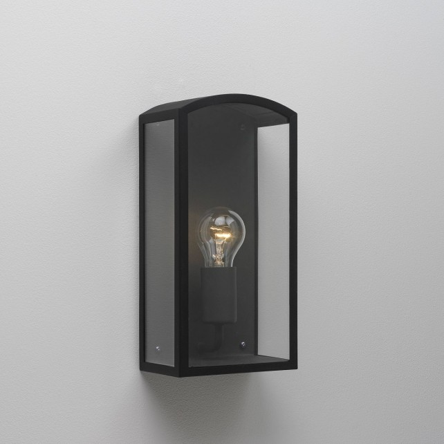 Astro Lighting Emilia Wall Light -1 Light, Black