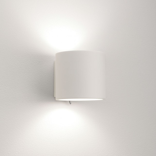 Astro Lighting Brenta 175 Wall Light - 1 Light, White
