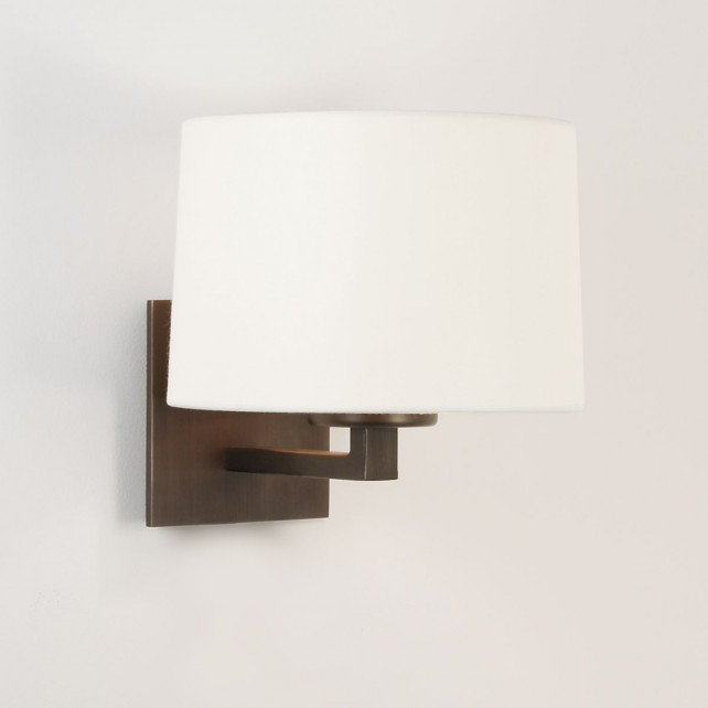 Astro Lighting Azumi Classic Wall Light - 1 Light, Bronze