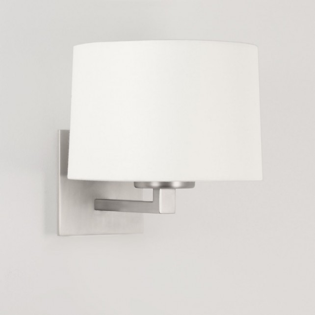 Astro Lighting Azumi Classic Wall Light - 1 Light, Matt Nickel