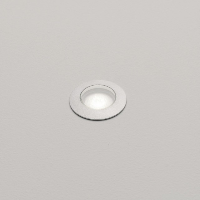 Astro Lighting Terra 42 Exterior Ground Light - 1 Light, Anodised Aluminium