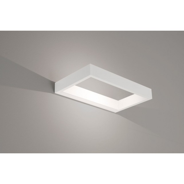 Astro Lighting D- Light Wall Light -1 Light, White