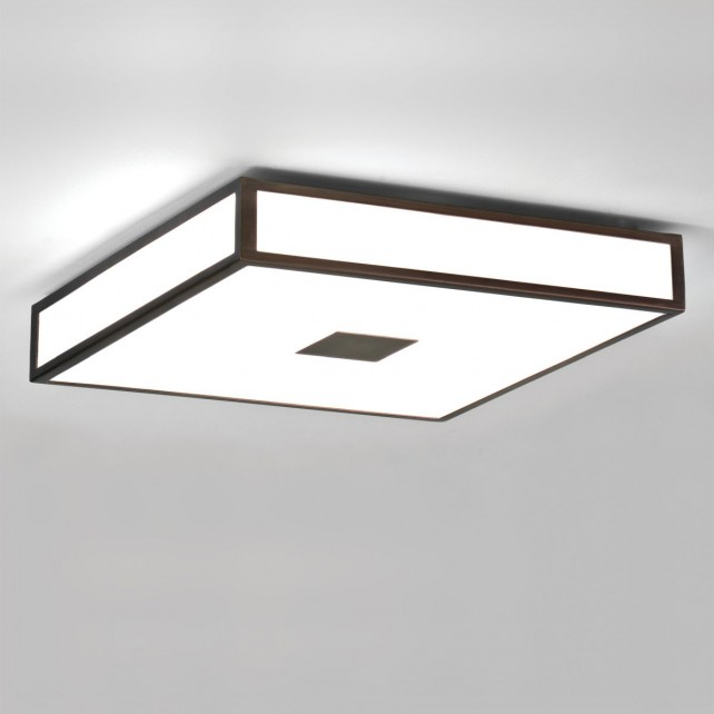 Astro Lighting Mashiko 400 Ceiling Light - 4 Light, Bronze