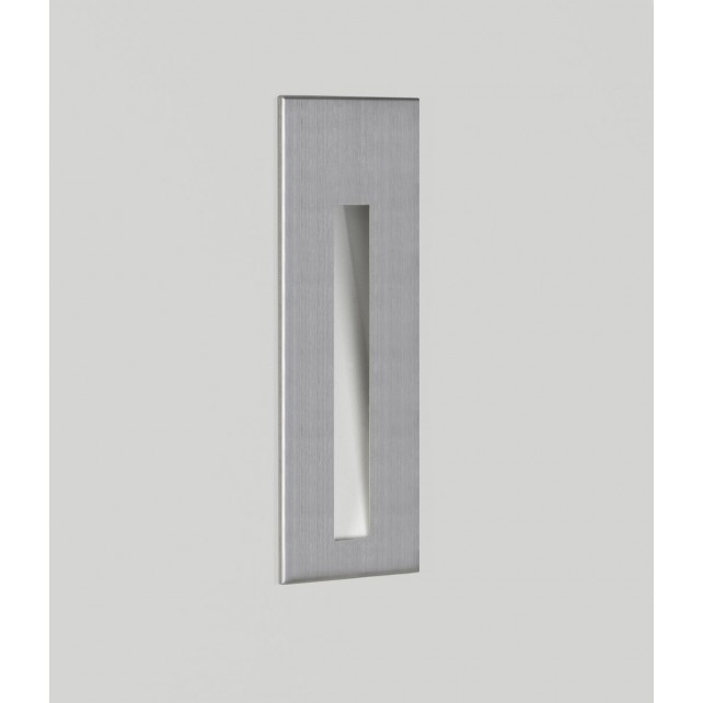 Astro Lighting Borgo 55 Wall Light - 1 Light, Brushed Stainless Steel