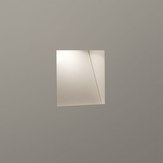 Astro Lighting Borgo Trimless 65 Wall Light - 1 Light, White