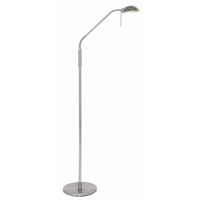 Oaks Lighting 1249 FL AC Metis 40W G9 Floor Lamp