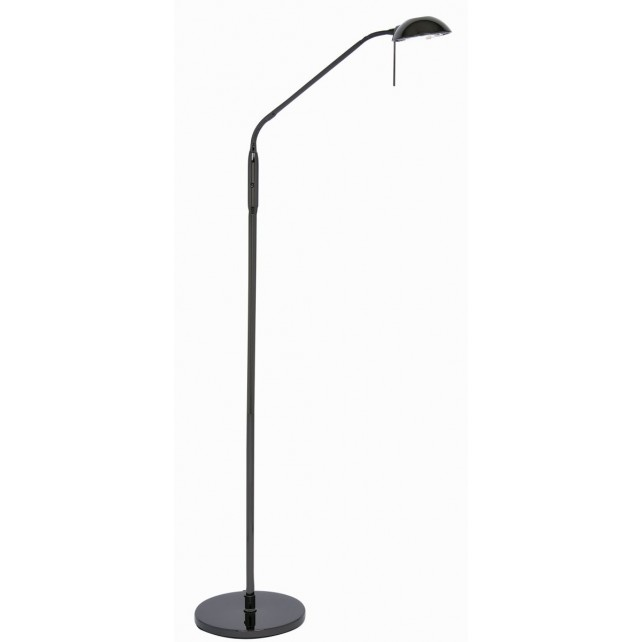 Oaks Lighting 1249 FL BC Metis 40W G9 Floor Lamp