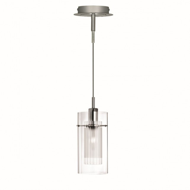 Duo 1 Ceiling Light - 1 light pendant