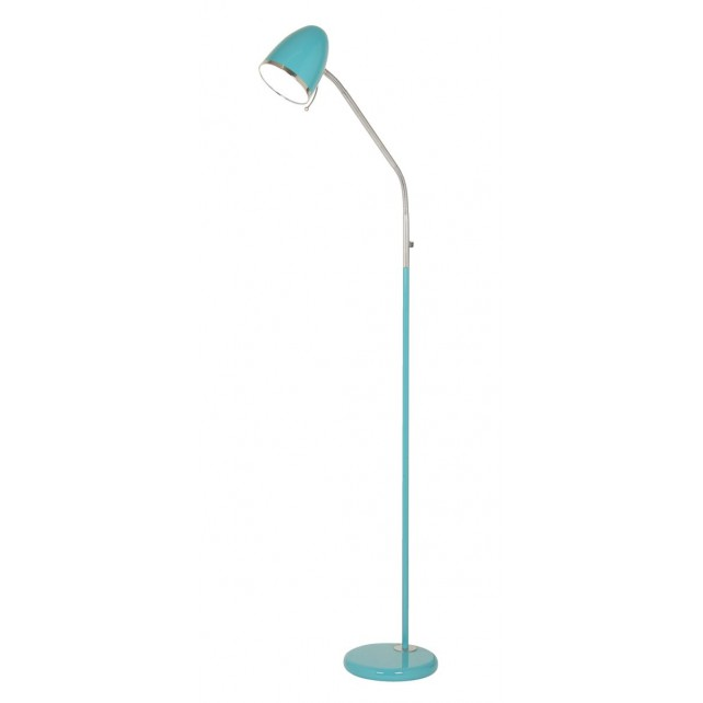Madison Floor Lamp - Blue