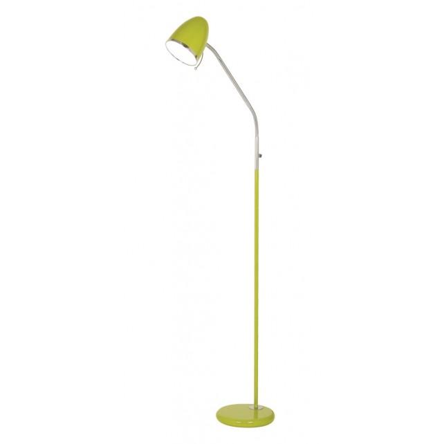Madison Floor Lamp - Green