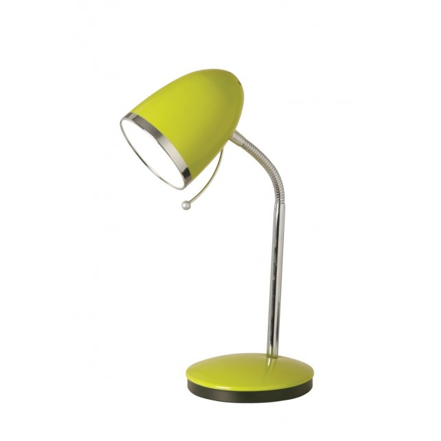 Madison Table Lamp - Green