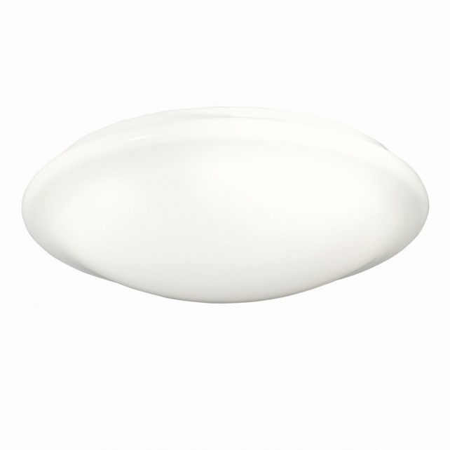 30cm Acrylic Flush Ceiling Light