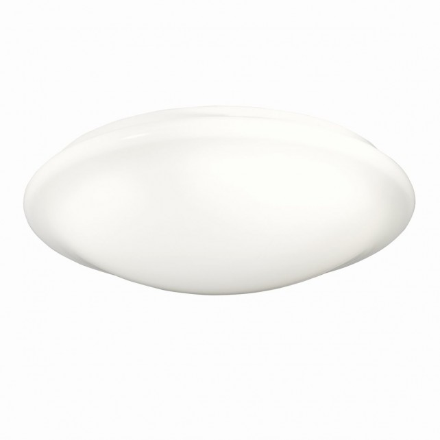 42cm Acrylic Flush Ceiling Light