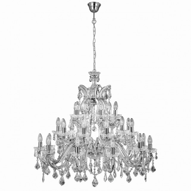 Marie Therese Crystal Chandelier -30 Light