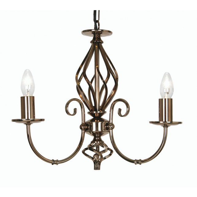 Tuscany Decorative Ceiling Light -3 Light
