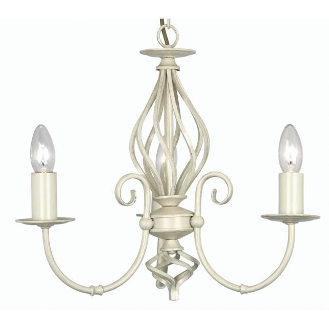 Tuscany Decorative Ceiling Light - 3 Light