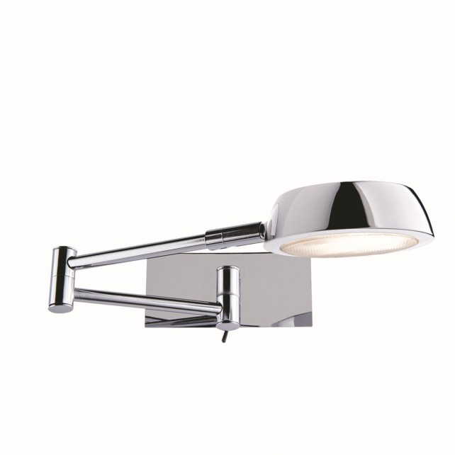 Adjustable Wall Light - Rover Chrome