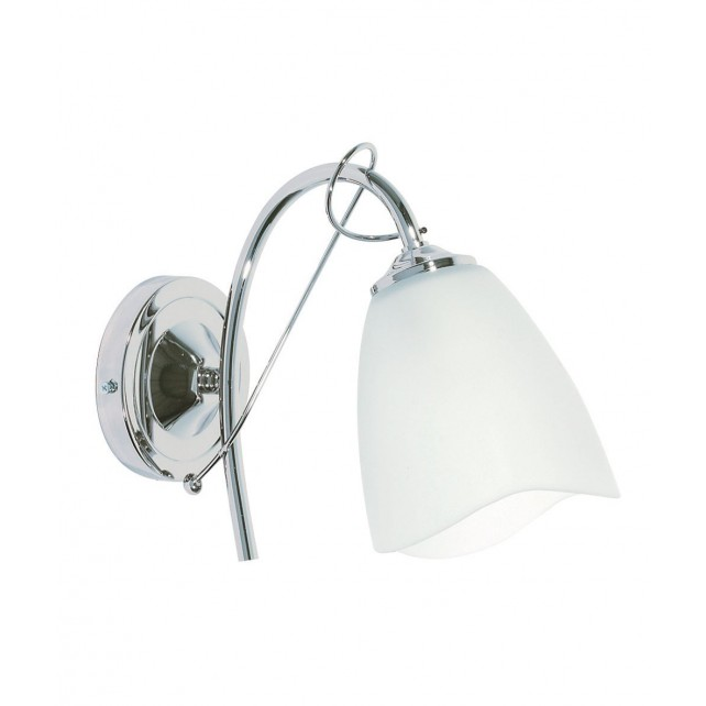 Turin Decorative Wall Light - Chrome